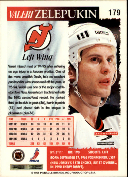 1995-96-Score-Hockey-Card-s-1-250-Rookies-A1270-You-Pick-10-FREE-SHIP thumbnail 351