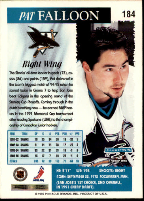1995-96-Score-Hockey-Card-s-1-250-Rookies-A1270-You-Pick-10-FREE-SHIP thumbnail 359