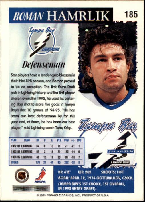 1995-96-Score-Hockey-Card-s-1-250-Rookies-A1270-You-Pick-10-FREE-SHIP thumbnail 361