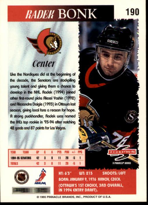 1995-96-Score-Hockey-Card-s-1-250-Rookies-A1270-You-Pick-10-FREE-SHIP thumbnail 371