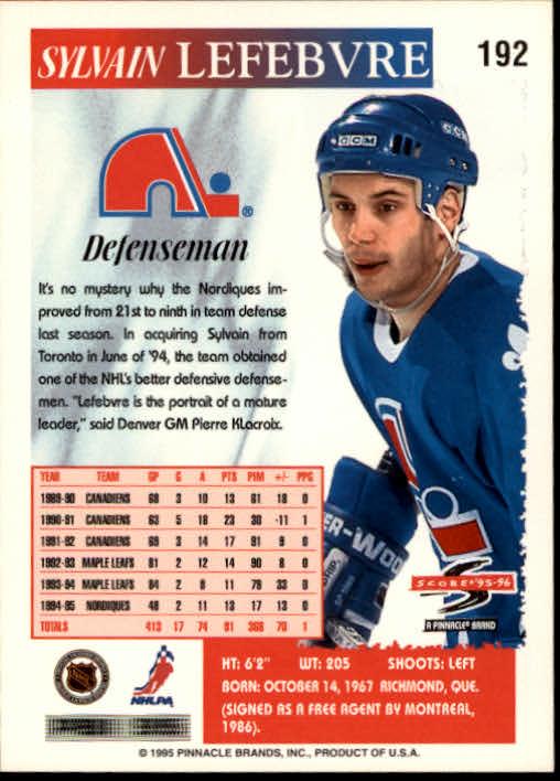 1995-96-Score-Hockey-Card-s-1-250-Rookies-A1270-You-Pick-10-FREE-SHIP thumbnail 375
