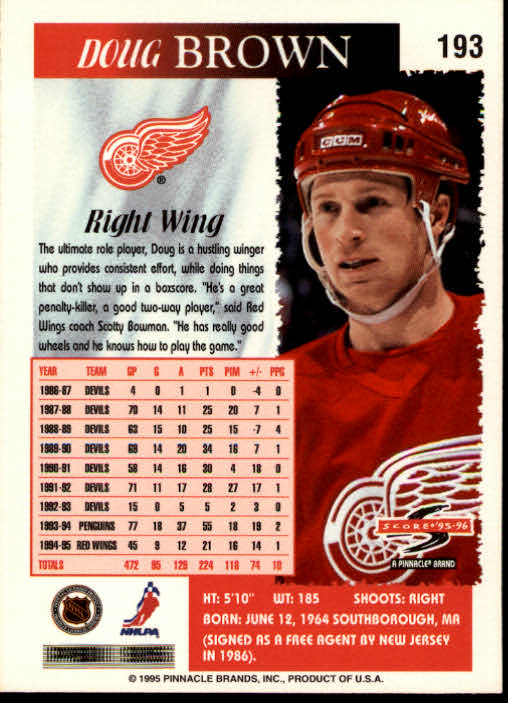 1995-96-Score-Hockey-Card-s-1-250-Rookies-A1270-You-Pick-10-FREE-SHIP thumbnail 377