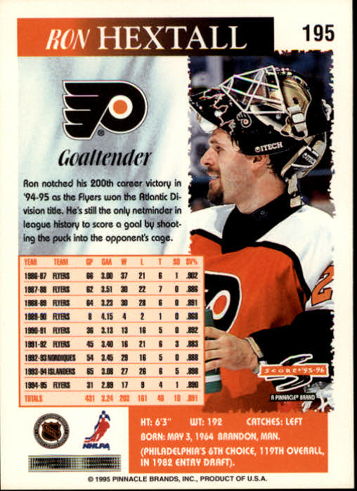 1995-96-Score-Hockey-Card-s-1-250-Rookies-A1270-You-Pick-10-FREE-SHIP thumbnail 381