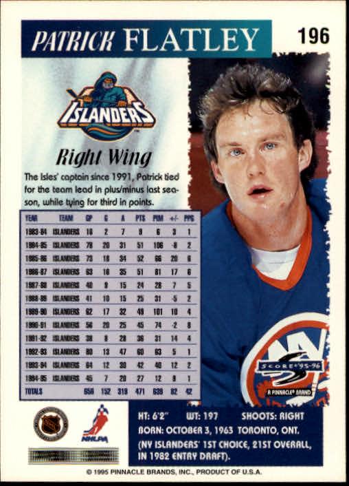 1995-96-Score-Hockey-Card-s-1-250-Rookies-A1270-You-Pick-10-FREE-SHIP thumbnail 383