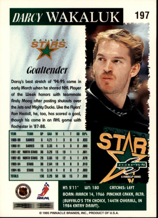 1995-96-Score-Hockey-Card-s-1-250-Rookies-A1270-You-Pick-10-FREE-SHIP thumbnail 385