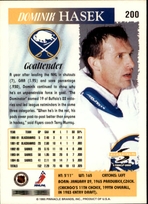 1995-96-Score-Hockey-Card-s-1-250-Rookies-A1270-You-Pick-10-FREE-SHIP thumbnail 391