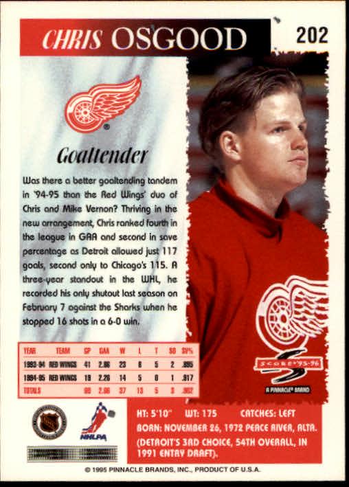 1995-96-Score-Hockey-Card-s-1-250-Rookies-A1270-You-Pick-10-FREE-SHIP thumbnail 395