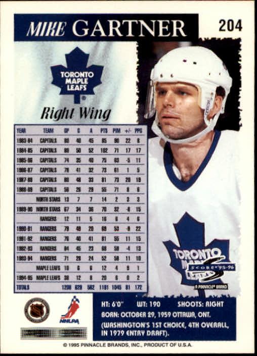 1995-96-Score-Hockey-Card-s-1-250-Rookies-A1270-You-Pick-10-FREE-SHIP