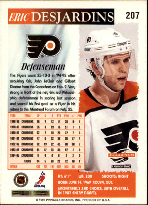 1995-96-Score-Hockey-Card-s-1-250-Rookies-A1270-You-Pick-10-FREE-SHIP thumbnail 403
