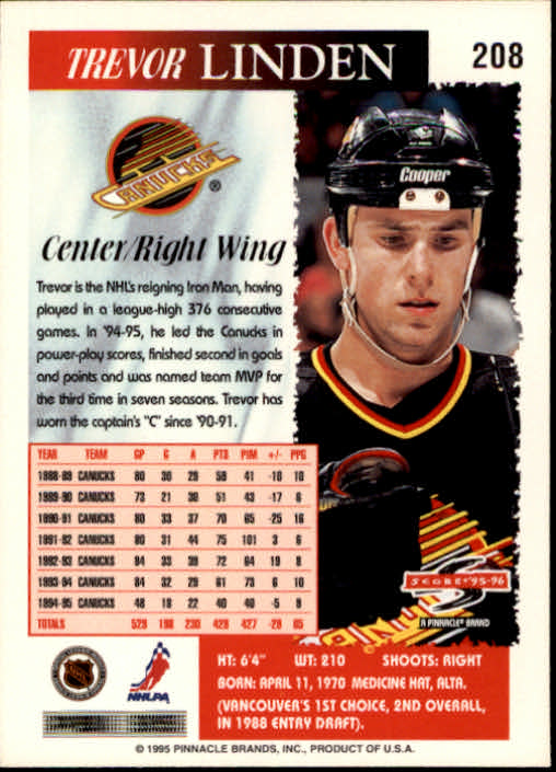 1995-96-Score-Hockey-Card-s-1-250-Rookies-A1270-You-Pick-10-FREE-SHIP thumbnail 405