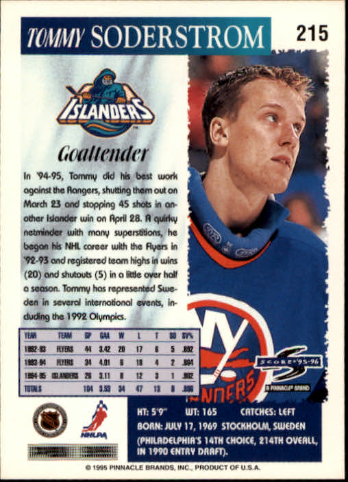 1995-96-Score-Hockey-Card-s-1-250-Rookies-A1270-You-Pick-10-FREE-SHIP thumbnail 419