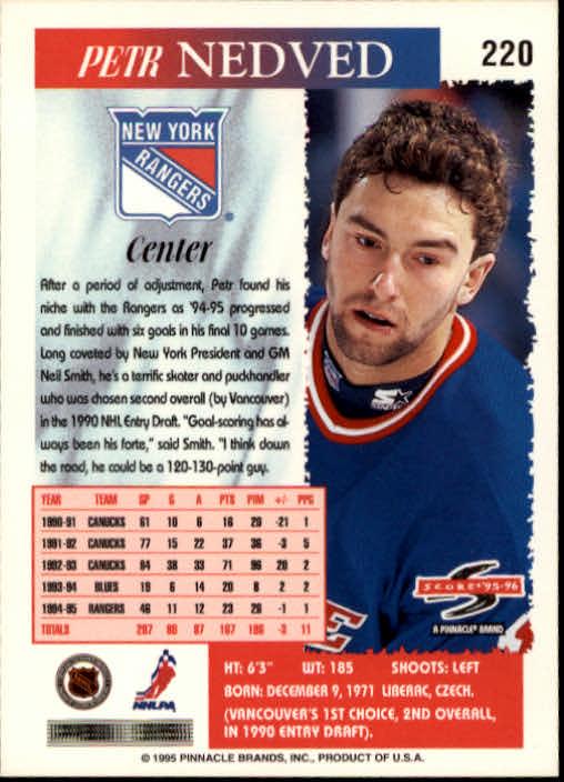 1995-96-Score-Hockey-Card-s-1-250-Rookies-A1270-You-Pick-10-FREE-SHIP thumbnail 429
