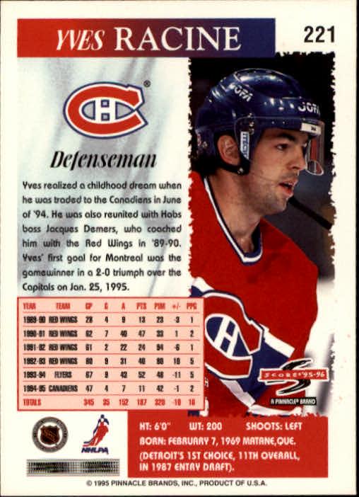 1995-96-Score-Hockey-Card-s-1-250-Rookies-A1270-You-Pick-10-FREE-SHIP thumbnail 431