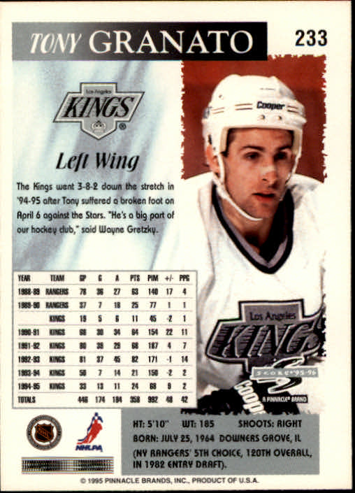 1995-96-Score-Hockey-Card-s-1-250-Rookies-A1270-You-Pick-10-FREE-SHIP thumbnail 455