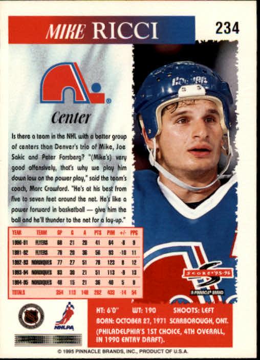 1995-96-Score-Hockey-Card-s-1-250-Rookies-A1270-You-Pick-10-FREE-SHIP thumbnail 457