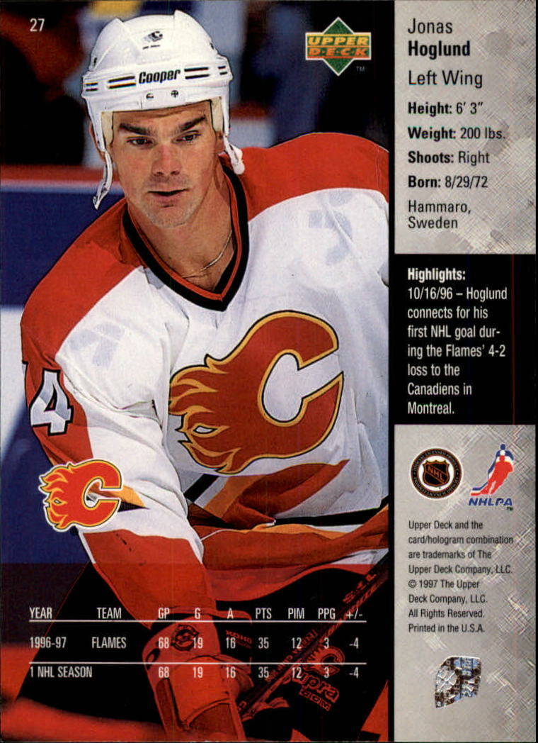 1997-98-Upper-Deck-Hk-Cards-1-195-Rookies-A4551-You-Pick-10-FREE-SHIP thumbnail 45