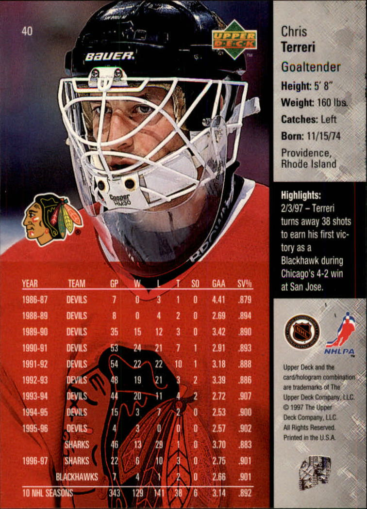 1997-98-Upper-Deck-Hk-Cards-1-195-Rookies-A4551-You-Pick-10-FREE-SHIP thumbnail 69
