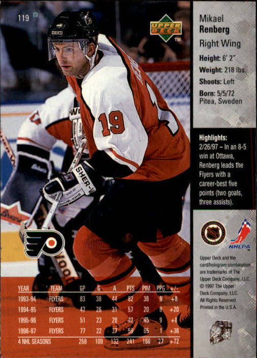 1997-98-Upper-Deck-Hk-Cards-1-195-Rookies-A4551-You-Pick-10-FREE-SHIP thumbnail 210