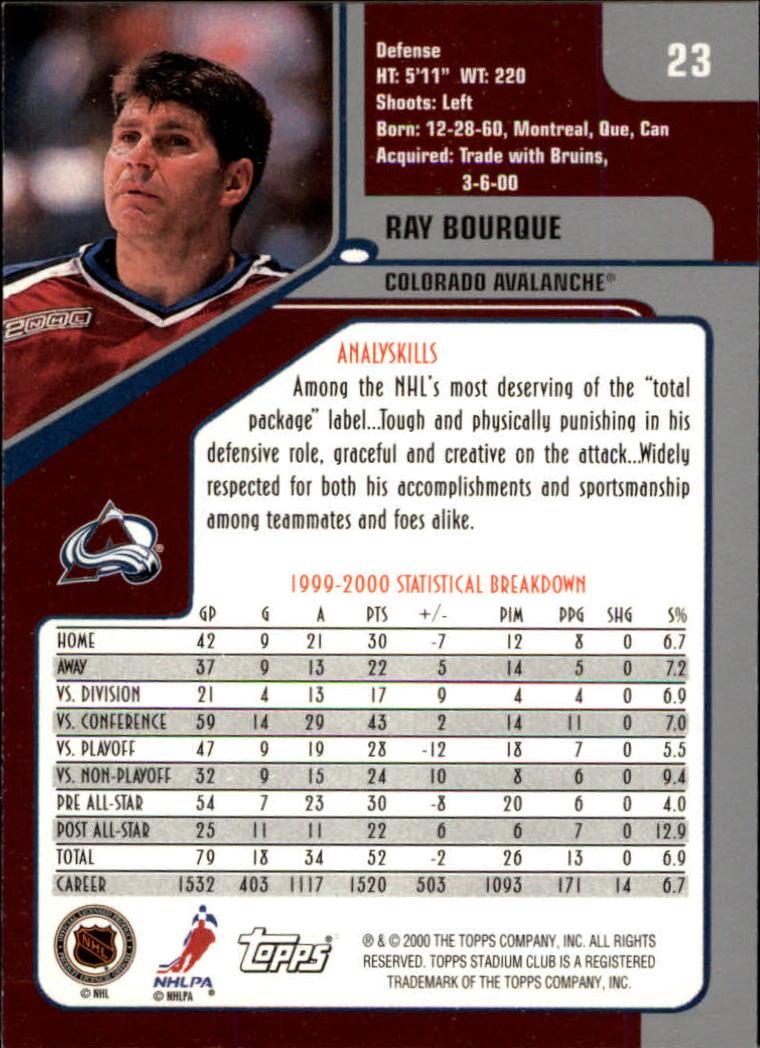 2000-01-Stadium-Club-Hk-s-1-260-Inserts-A2970-You-Pick-10-FREE-SHIP thumbnail 29