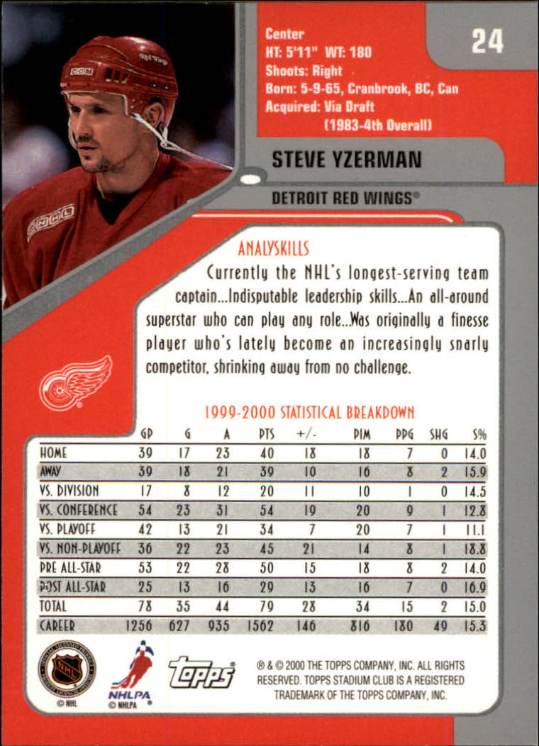 2000-01-Stadium-Club-Hk-s-1-260-Inserts-A2970-You-Pick-10-FREE-SHIP thumbnail 31
