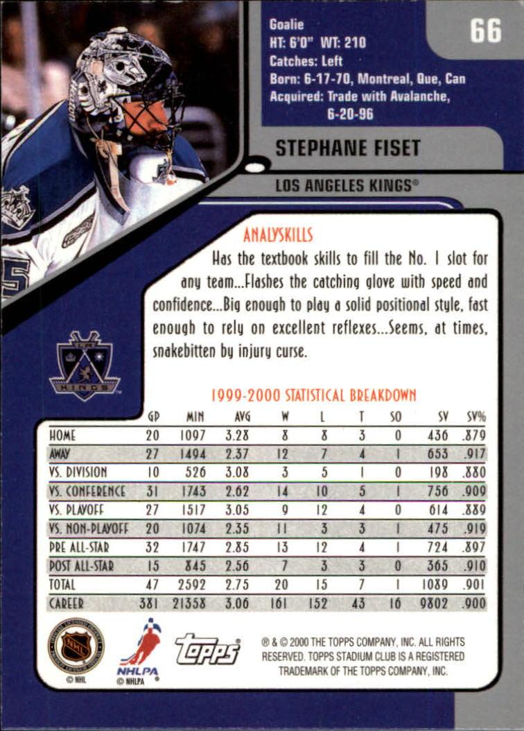 2000-01-Stadium-Club-Hk-s-1-260-Inserts-A2970-You-Pick-10-FREE-SHIP thumbnail 95