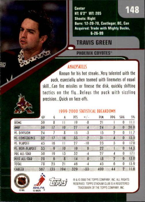 2000-01-Stadium-Club-Hk-s-1-260-Inserts-A2970-You-Pick-10-FREE-SHIP thumbnail 225