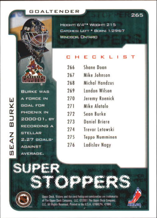 2001-02-Upper-Deck-Victory-Hk-Cards-251-440-A5960-You-Pick-10-FREE-SHIP miniature 31