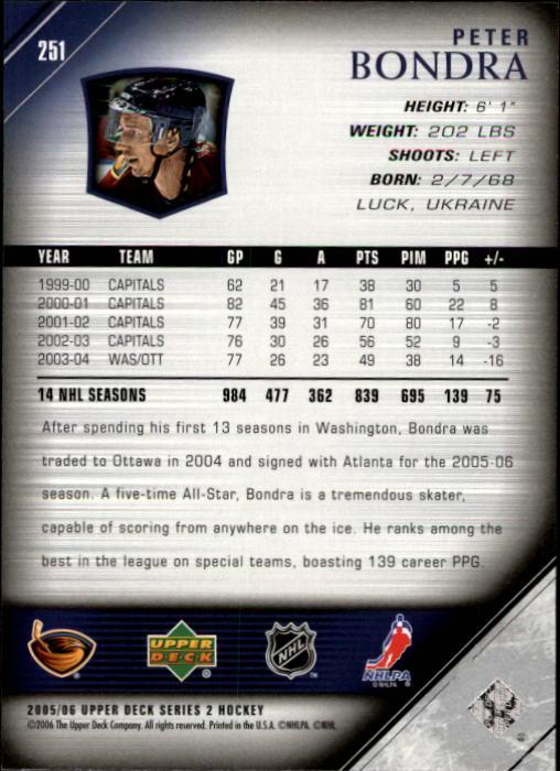 2005-06-UPPER-DECK-HOCKEY-NM-MT-U-PICK-1-374 thumbnail 267