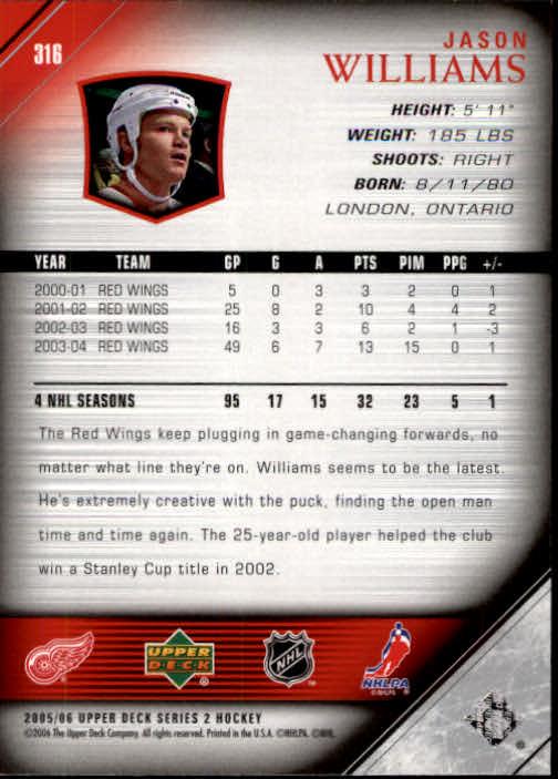 2005-06-Upper-Deck-Hockey-Card-Pick-251-487 thumbnail 133