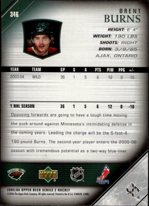2005-06-Upper-Deck-Hockey-Card-Pick-251-487 thumbnail 193