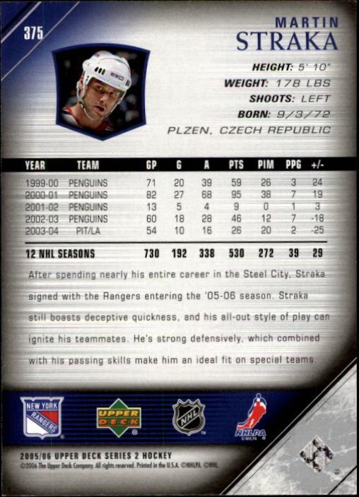 2005-06-Upper-Deck-Hockey-Card-Pick-251-487 thumbnail 251