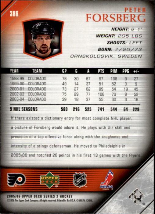 2005-06-Upper-Deck-Hockey-Card-Pick-251-487 thumbnail 273