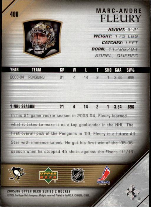 2005-06-Upper-Deck-Hockey-Card-Pick-251-487 thumbnail 301