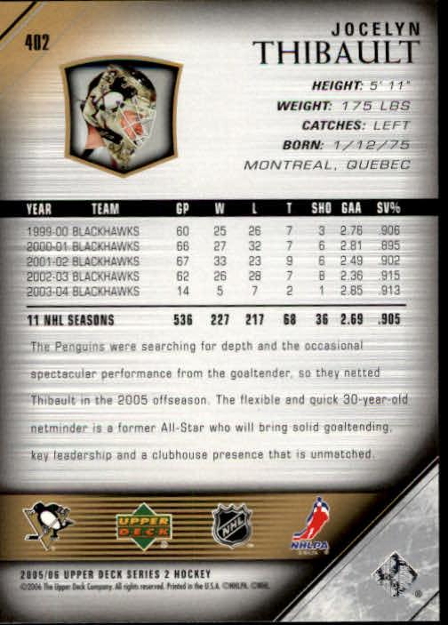 2005-06-Upper-Deck-Hockey-Card-Pick-251-487 thumbnail 305