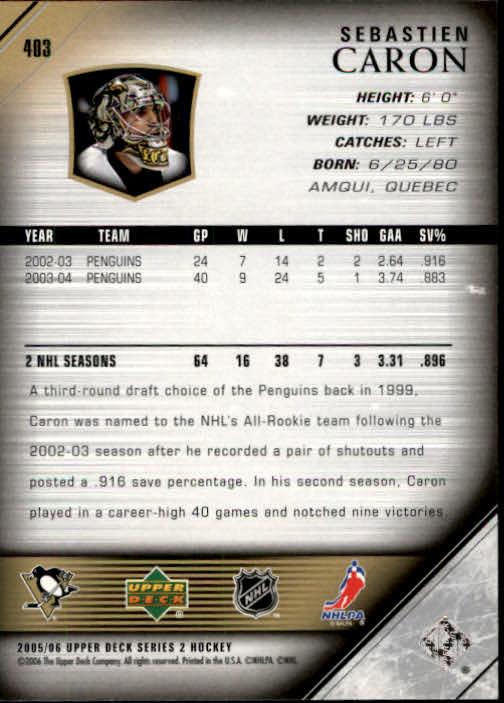 2005-06-Upper-Deck-Hockey-Card-Pick-251-487 thumbnail 307