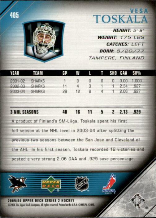 2005-06-Upper-Deck-Hockey-Card-Pick-251-487 thumbnail 311