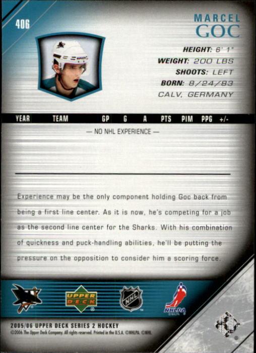 2005-06-Upper-Deck-Hockey-Card-Pick-251-487 thumbnail 313