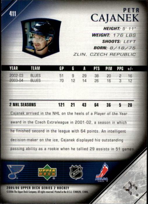 2005-06-Upper-Deck-Hockey-Card-Pick-251-487 thumbnail 323