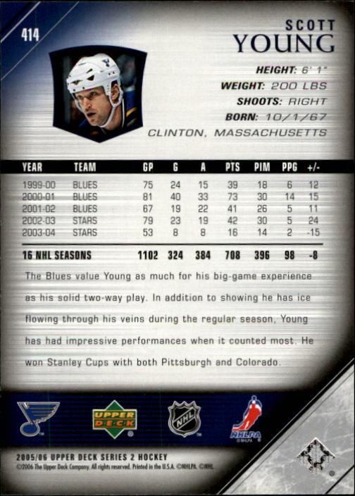 2005-06-Upper-Deck-Hockey-Card-Pick-251-487 thumbnail 329
