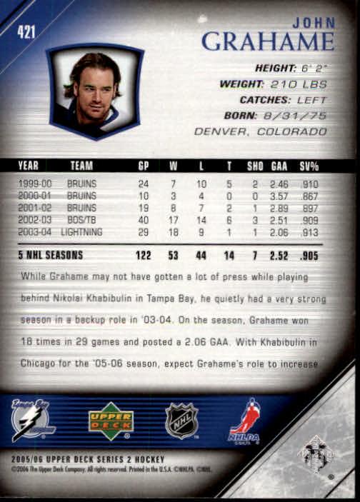 2005-06-Upper-Deck-Hockey-Card-Pick-251-487 thumbnail 343