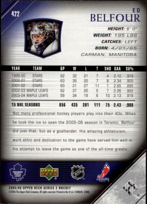 2005-06-Upper-Deck-Hockey-Card-Pick-251-487 thumbnail 345