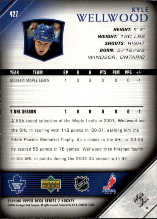 2005-06-Upper-Deck-Hockey-Card-Pick-251-487 thumbnail 355