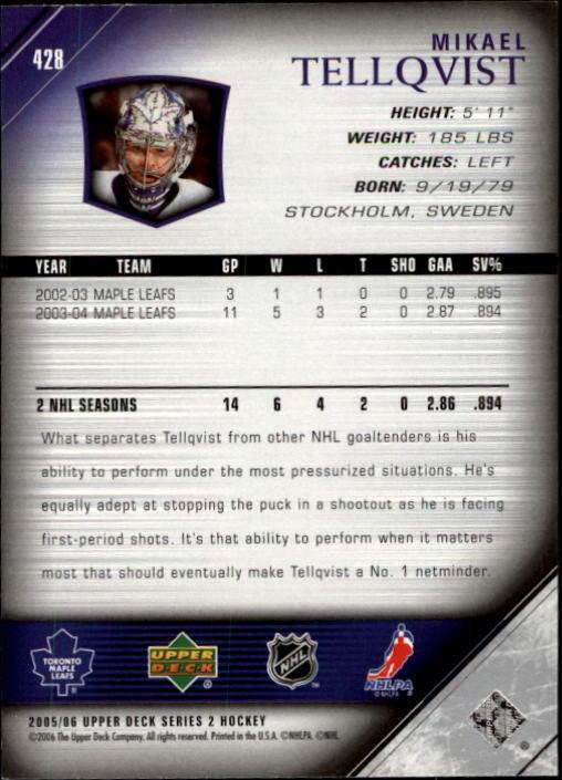2005-06-Upper-Deck-Hockey-Card-Pick-251-487 thumbnail 357