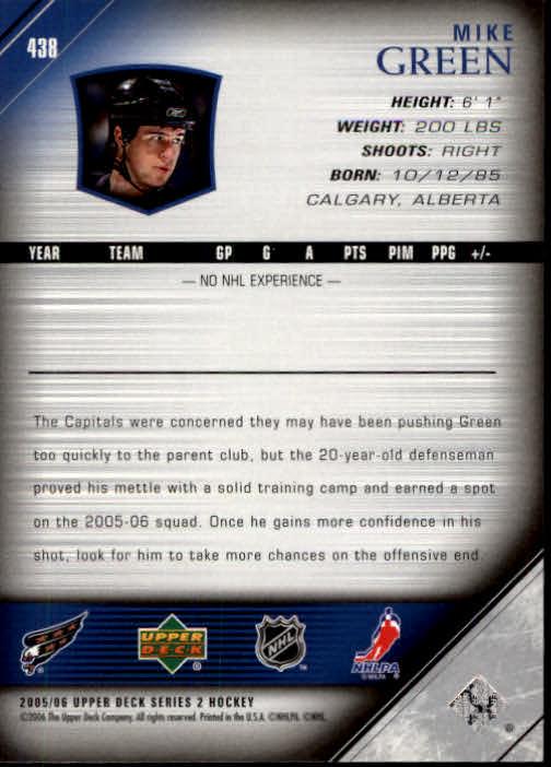 2005-06-Upper-Deck-Hockey-Card-Pick-251-487 thumbnail 377