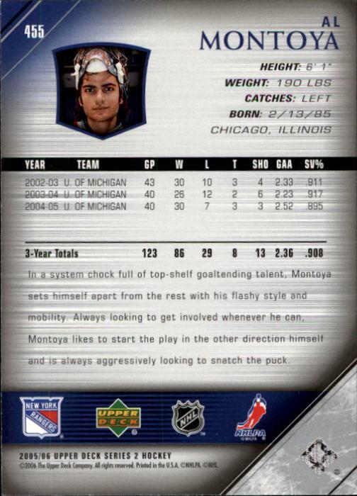 2005-06-Upper-Deck-Hockey-Card-Pick-251-487 thumbnail 403
