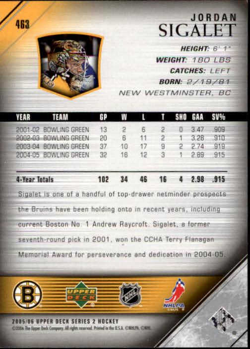 2005-06-Upper-Deck-Hockey-Card-Pick-251-487 thumbnail 416