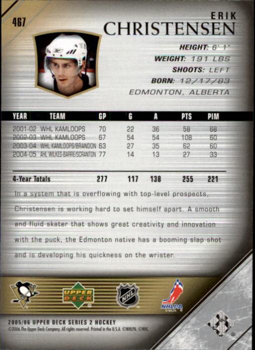 2005-06-Upper-Deck-Hockey-Card-Pick-251-487 thumbnail 422