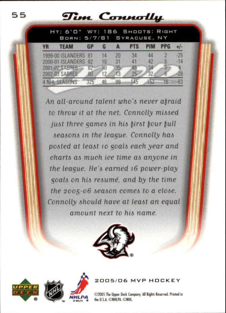 2005-06-Upper-Deck-MVP-Hockey-Card-Pick-1-250 thumbnail 104