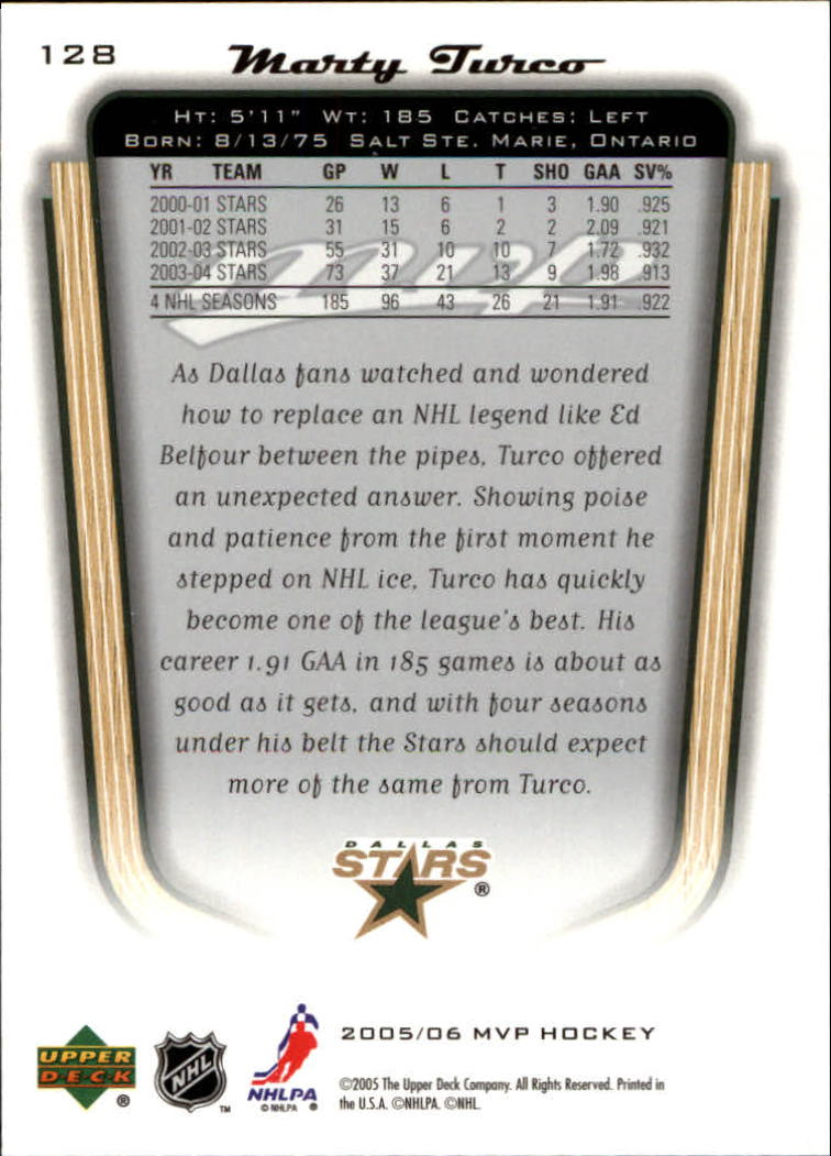 2005-06-Upper-Deck-MVP-Hockey-Card-Pick-1-250 thumbnail 240