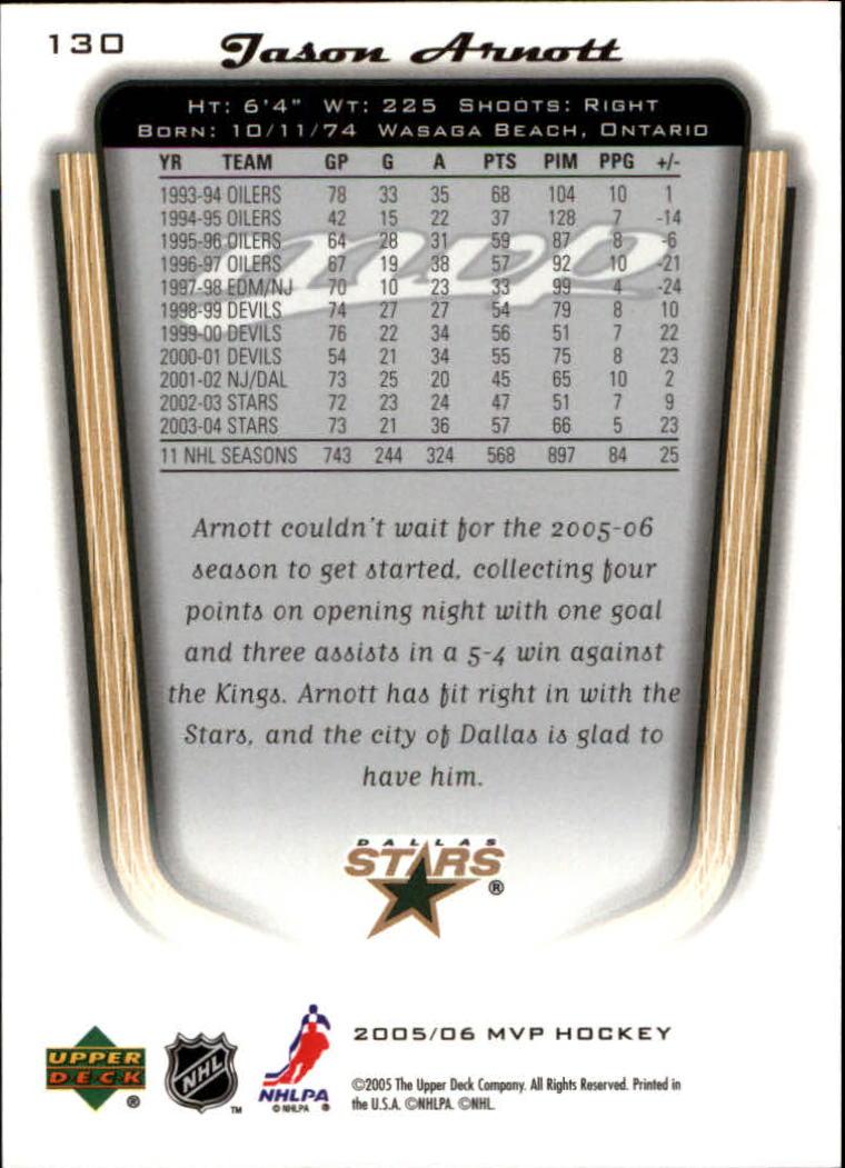 2005-06-Upper-Deck-MVP-Hockey-Card-Pick-1-250 thumbnail 244